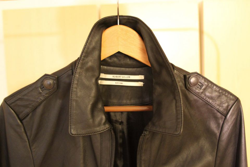 robert geller fw08 black cadet leather jacket (46)