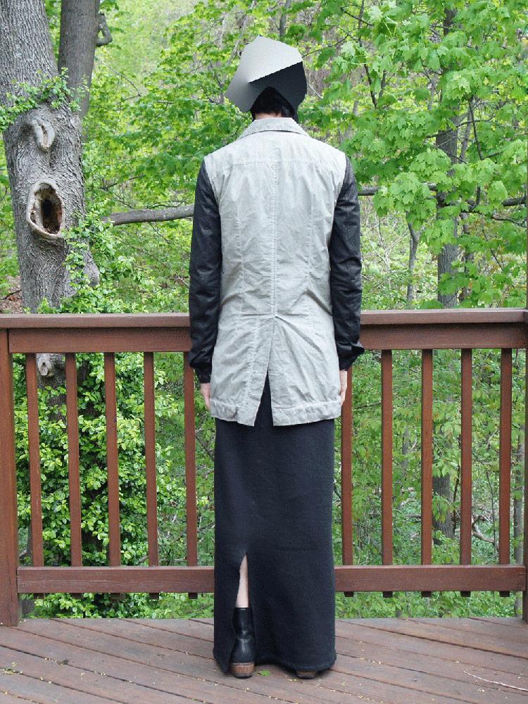DRKSHDW coat size M