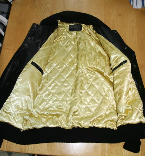 INVS Varsity Jacket M