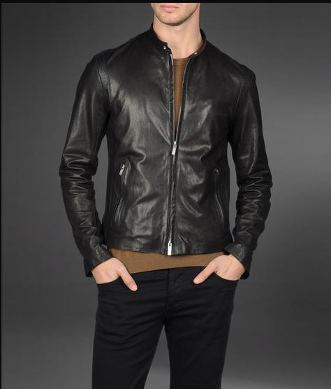 Armani Collezioni Jacket Model Front