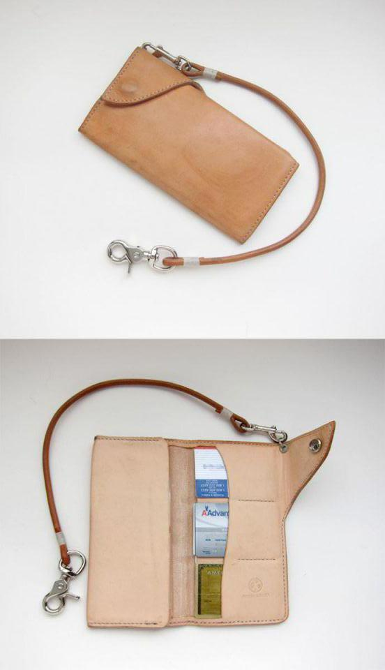 Friday And River Waseda Long Wallet 2 Months