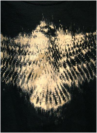 balmain phoenix t-shirt szie m