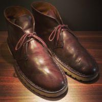 Clark desert boot