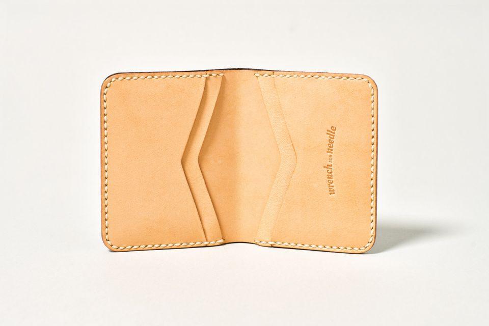 black chromexcel wallet 1