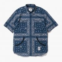 adidas X neighborhood Nh bandana shirt s15223 night marine technical summer apparel (2)