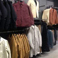 Arcteryx Store Veilance section