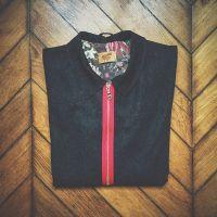 Floral Denim Jacket By William Fox