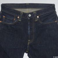3 Iron Heart 25oz Mega Beatle Buster jeans. IHxBxHCx25oz
