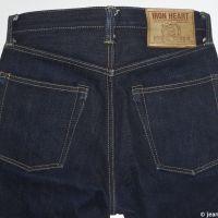 4 Iron Heart 25oz Mega Beatle Buster jeans. IHxBxHCx25oz