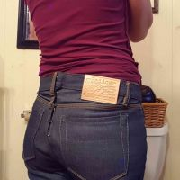 planning alteration with safety pins