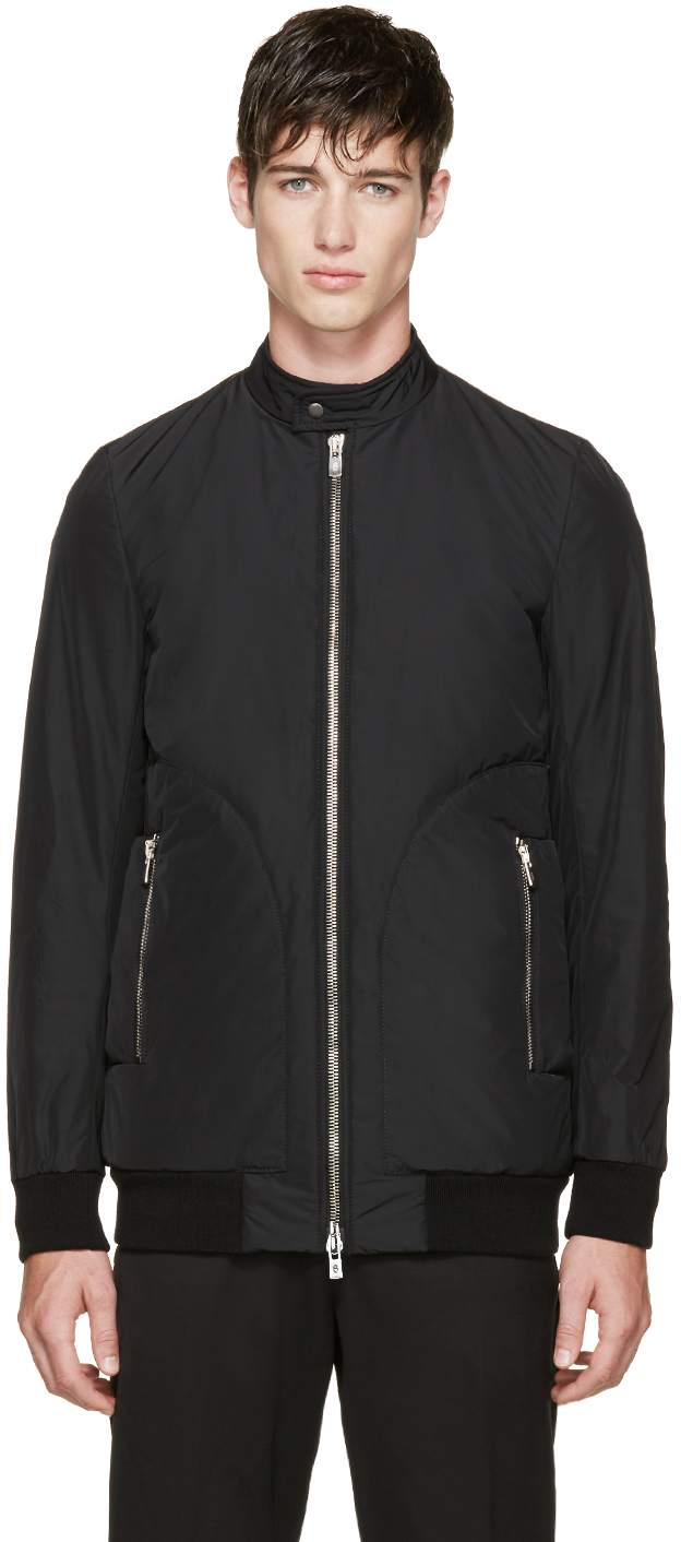 Thamanyah FW15 padded bomber jacket, 50, BNW/OT