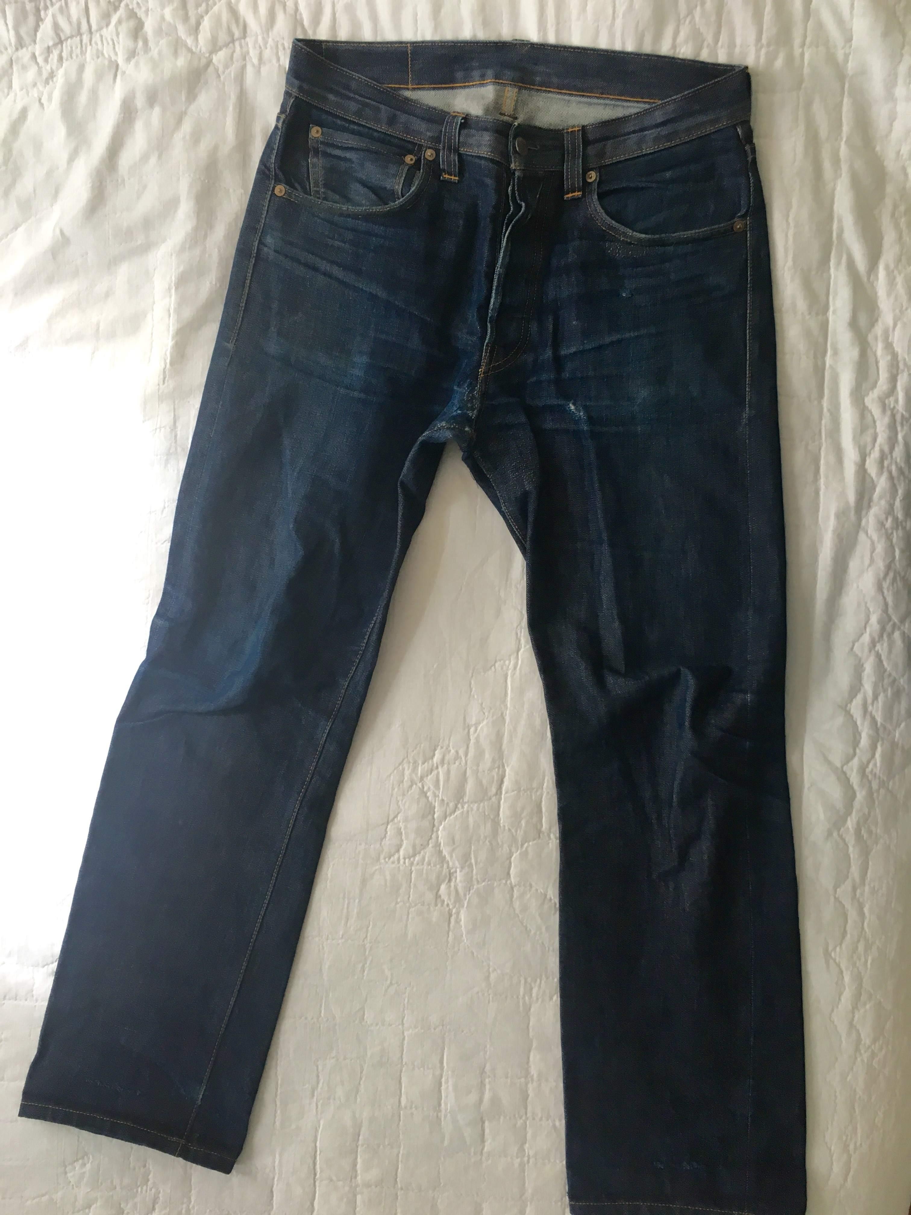 Levi's Vintage Clothing LVC 1947 501 Jeans 32x29.5