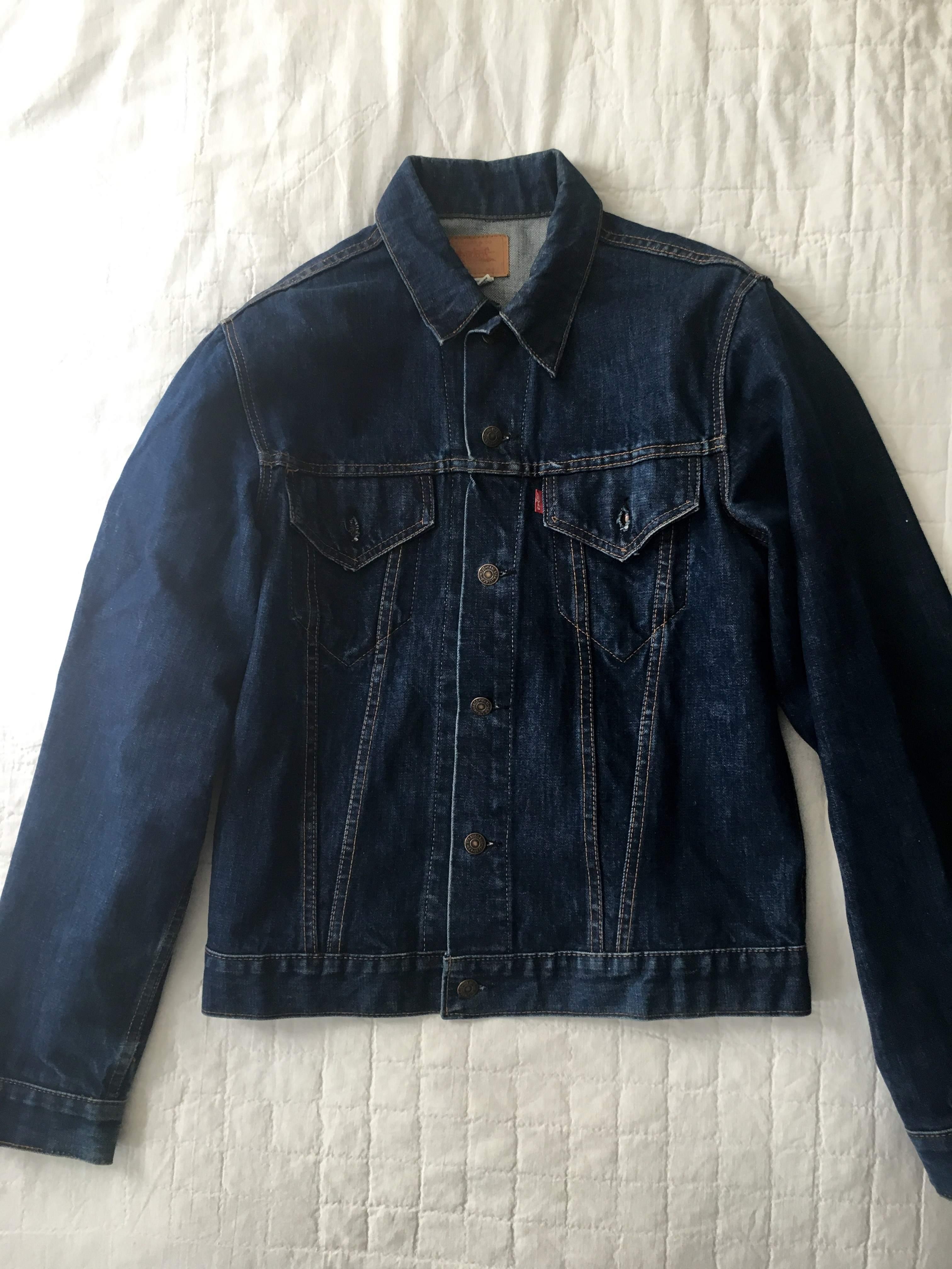 Levi's Big E Type 3 Jacket, Size 42