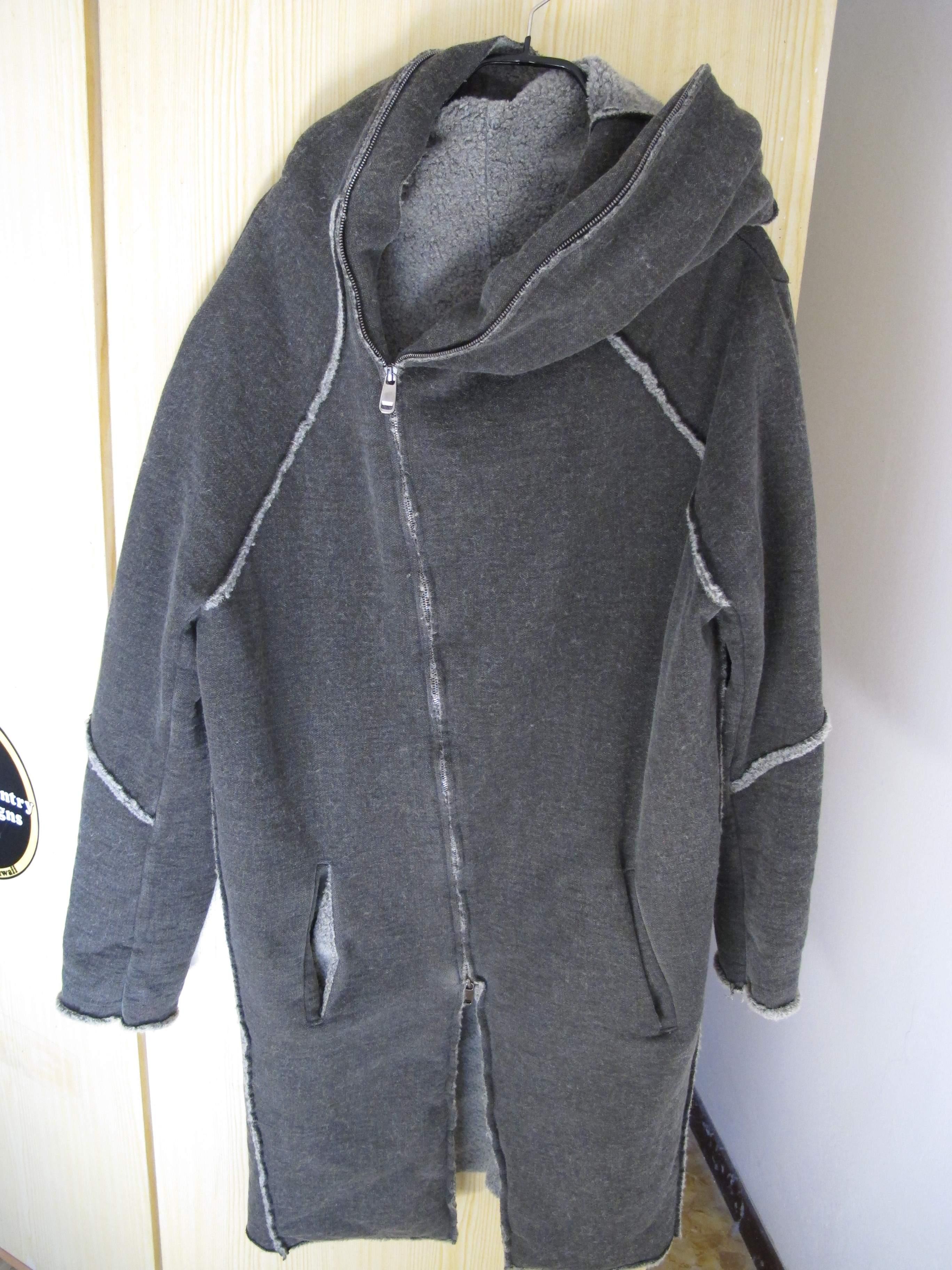 Lumen et umbra Wool - cotton Coat