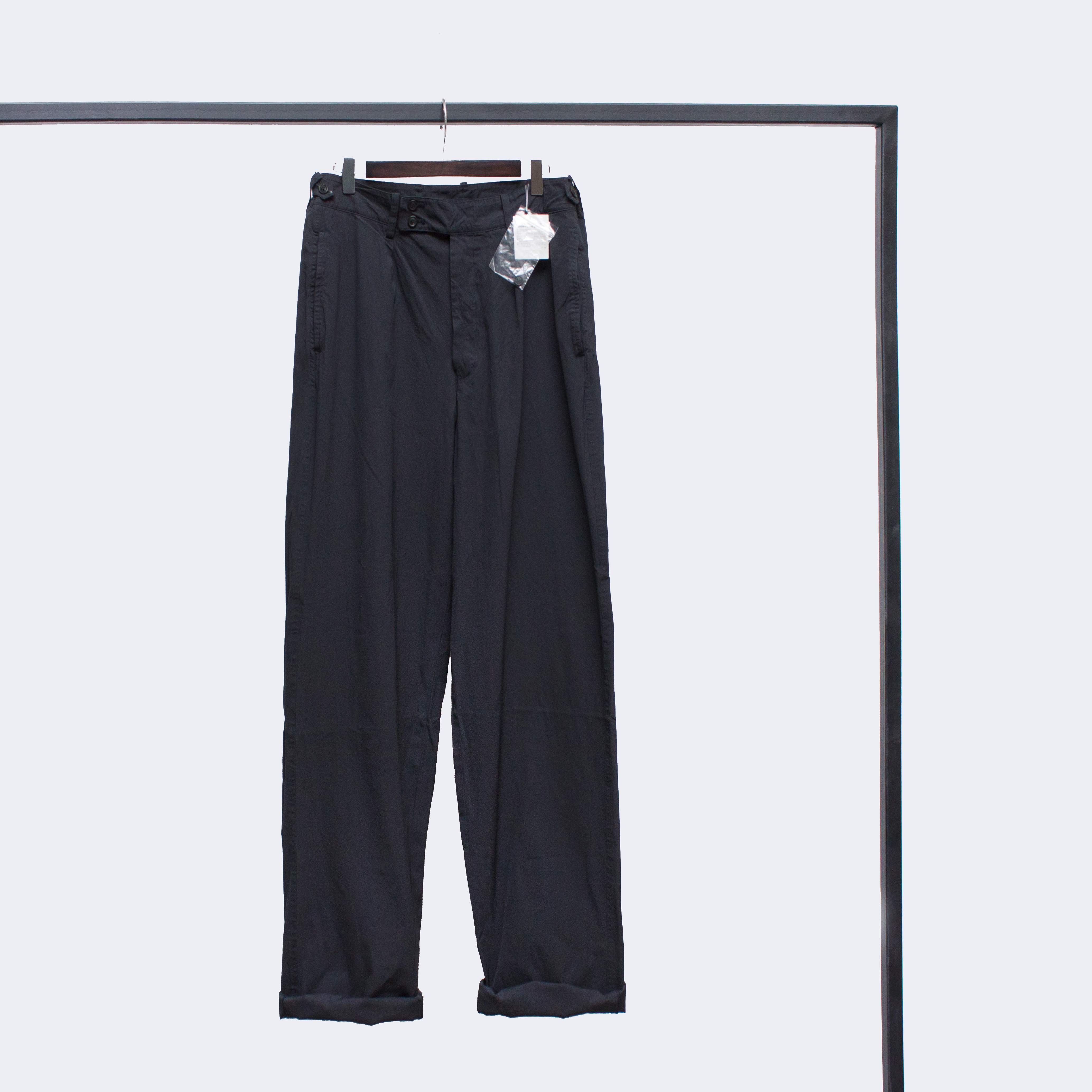 BNWT Issey Miyake Men wide leg trousers