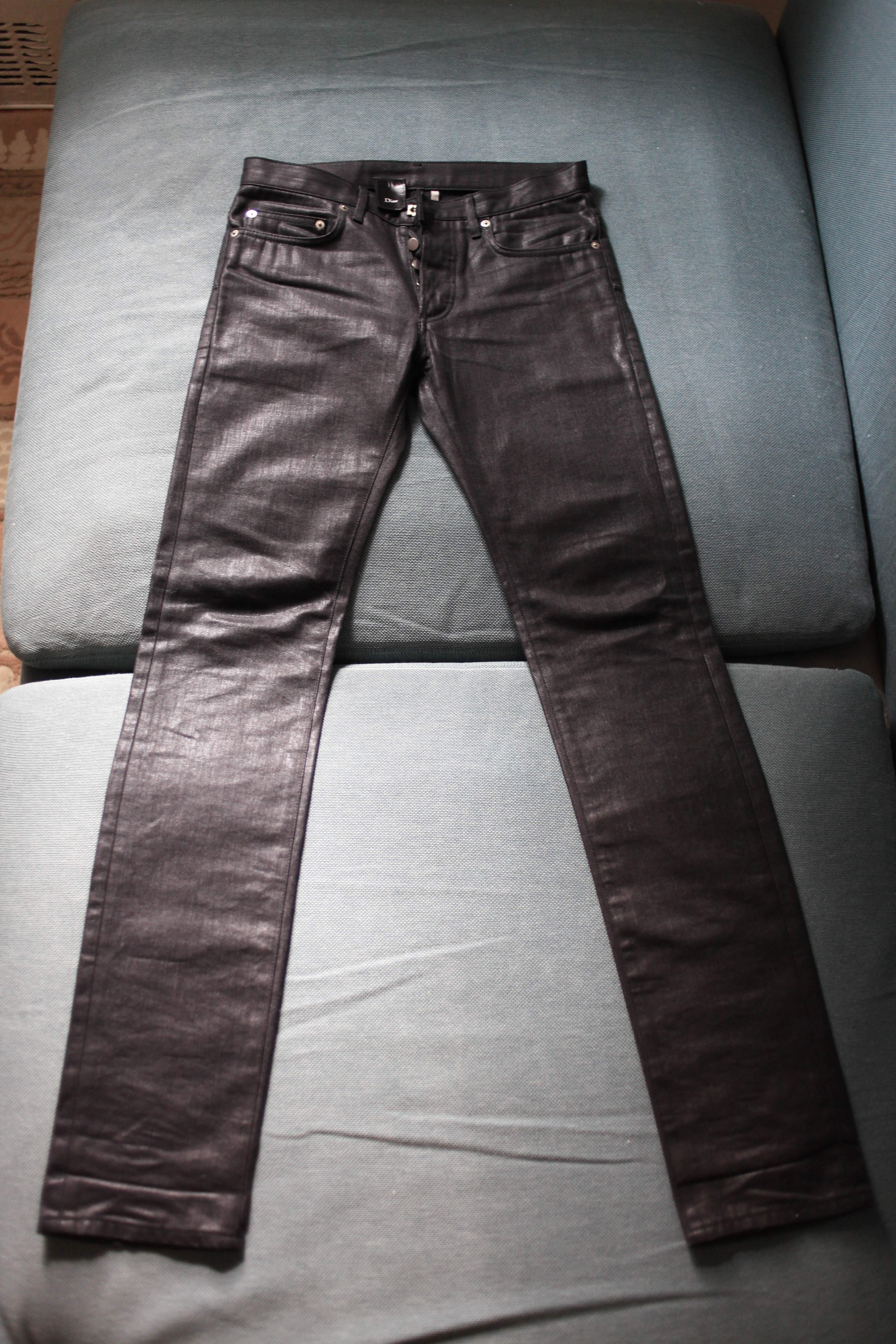 Dior Homme Sharp Notation Size 29 MIJ $550.
