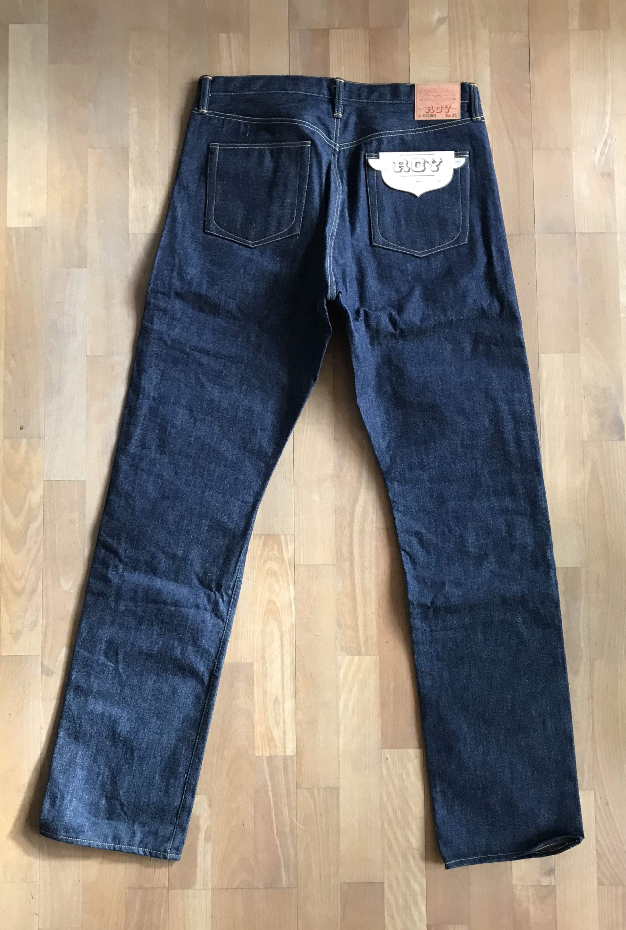 """Roy KS1001 Kinda Special Jeans - 36"""" UNWORN DEADSTOCK"""
