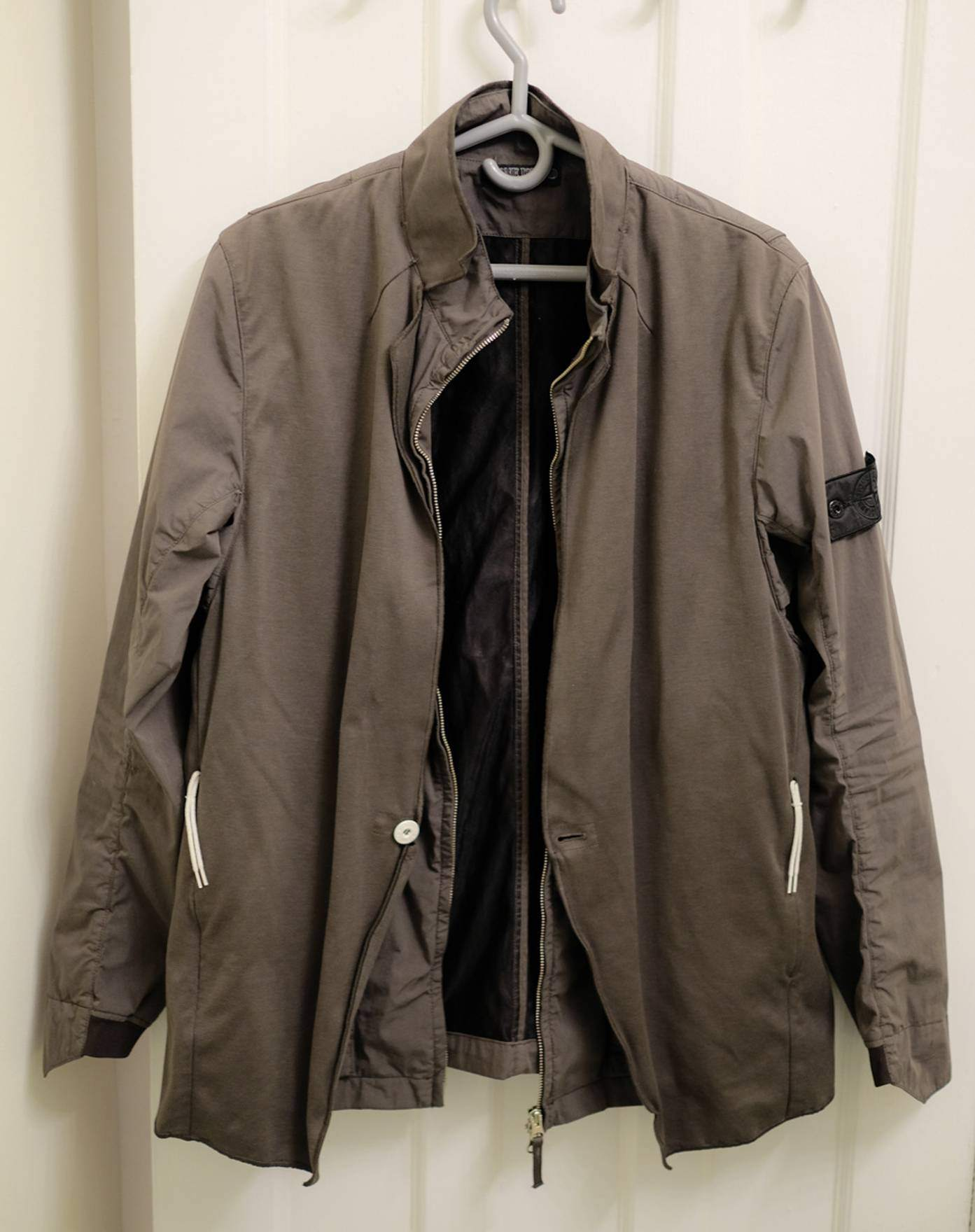 Stone Island Shadow Project Stealth Jacket Jersey-R