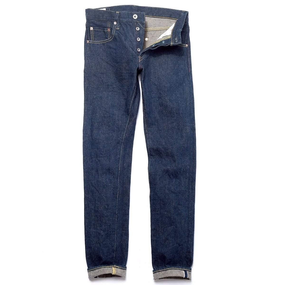 """ONI 622ZR relax taper jeans, 20oz. 31w, 29"""" ins."""