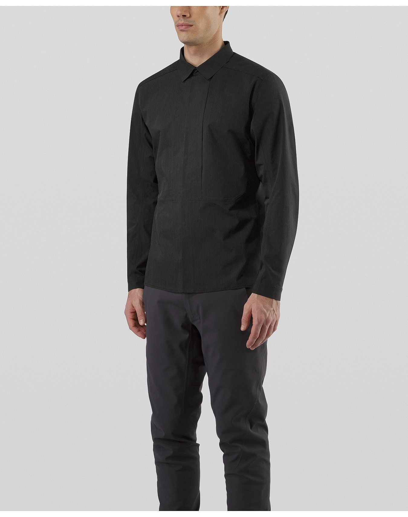 [USED ONCE] Arc'teryx Veilance Operand Shirt LS / Dyadic Sweater (Both In XS)