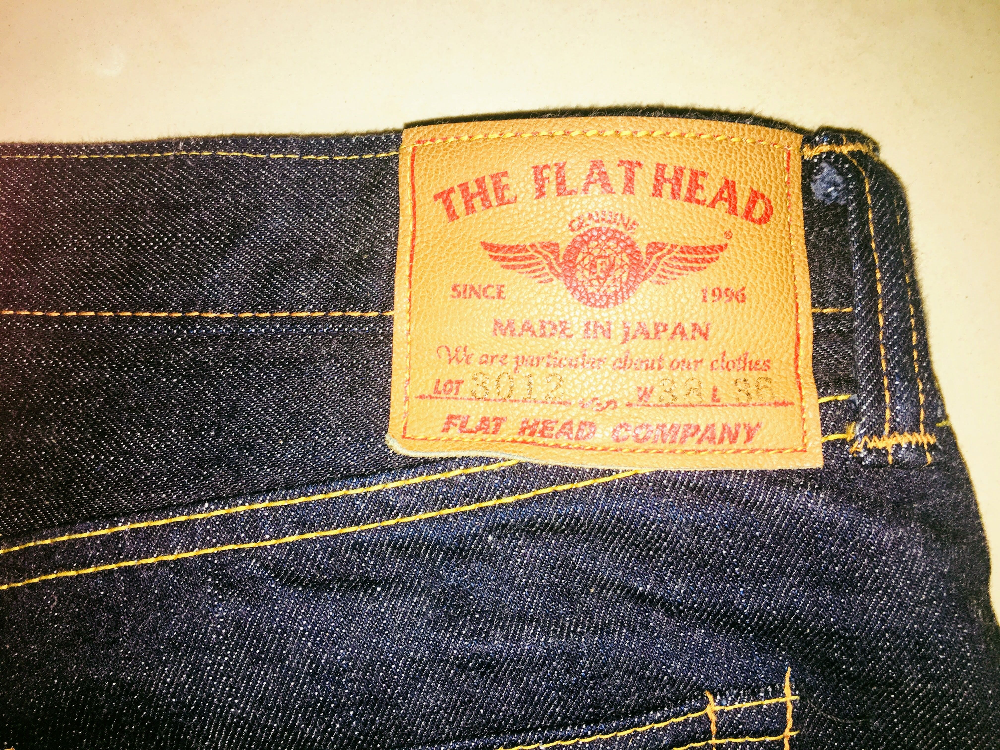 THE FLAT HEAD  3012