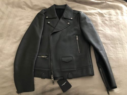 8bf09157fc BNWT Costume National Biker Jacket - outerwear - supertalk
