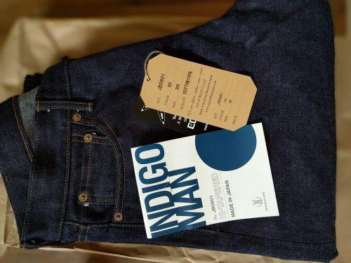 b89130c520 Japan Blue Jeans JB0601 High Tapered SZ 30 - denim - supertalk