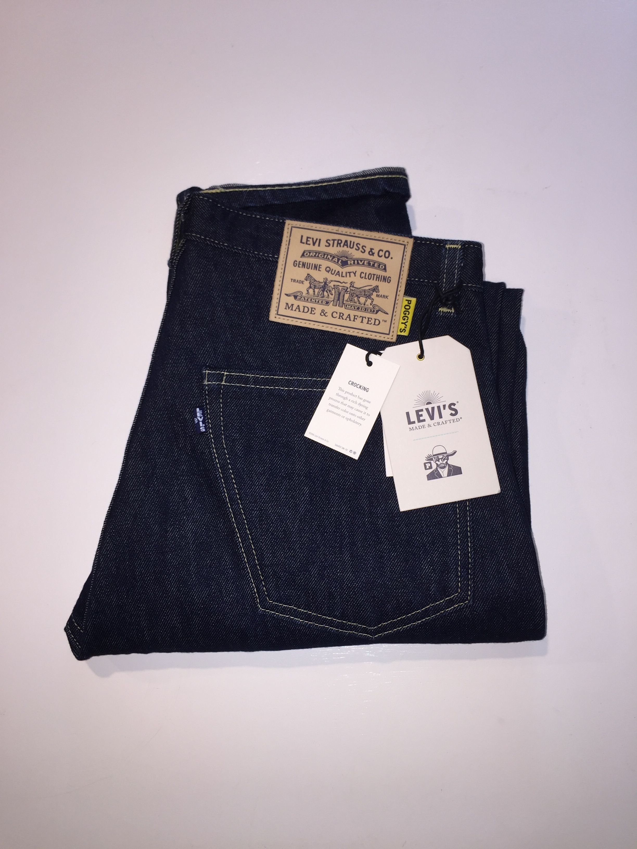 Levi's Made & Crafted Poggy Mcqueen Pant