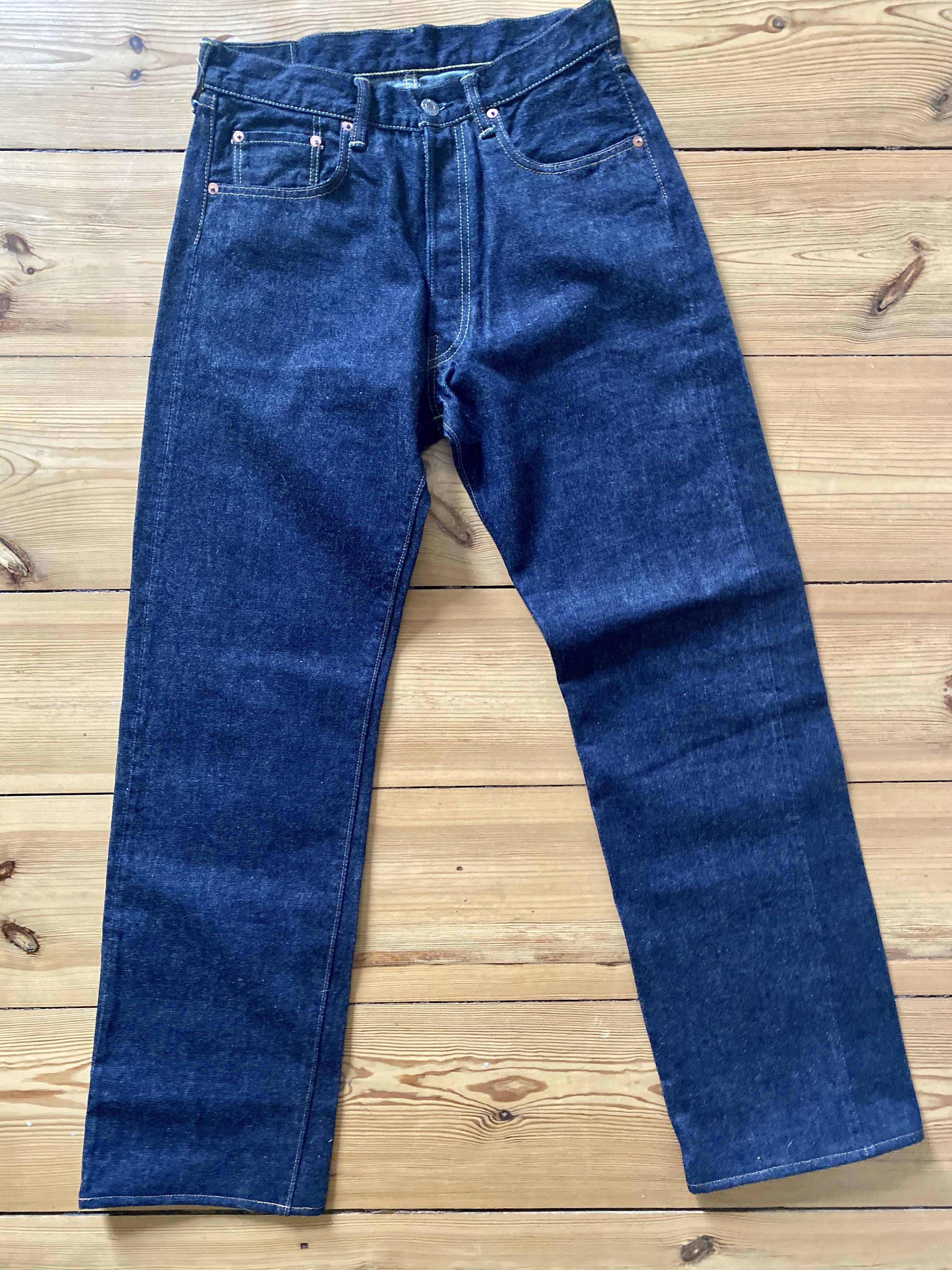TCB 50s, one wash, size 31