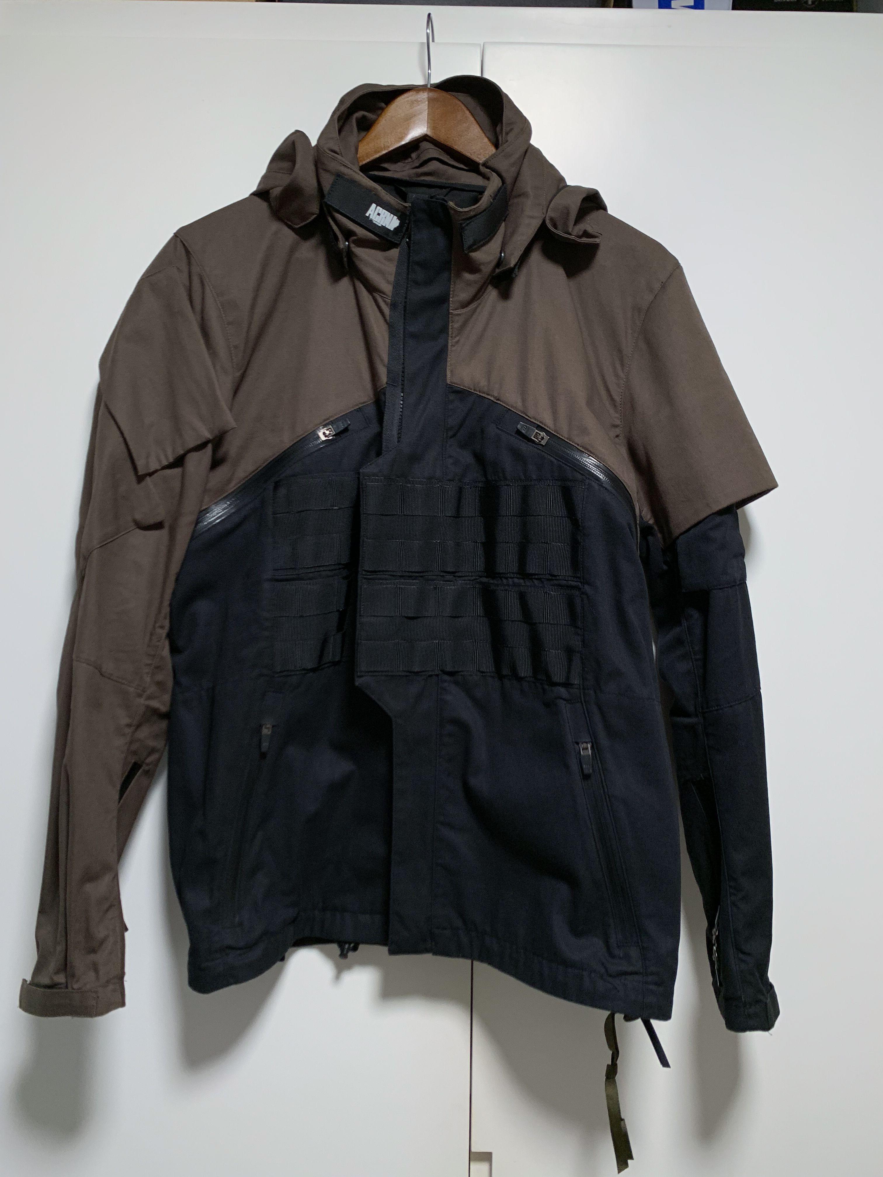 Acronym J1TS-S RAF Green/Black